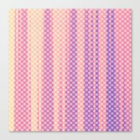 Spotty! Dotty!  Canvas Print