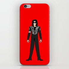 This Is IT - Jackson Michael iPhone & iPod Skin