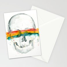 The Anonymity of Existence Stationery Cards