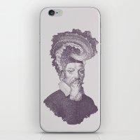 Haute Coiffure  /#8 iPhone & iPod Skin