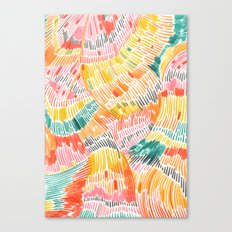 Pattern 6 Canvas Print