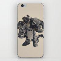 Do The Sprawl iPhone & iPod Skin