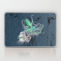 Indian Ink Is Alright Wi… Laptop & iPad Skin