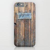 Old Door iPhone 6 Slim Case