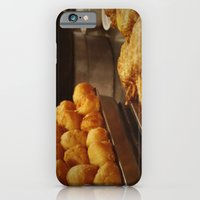 iPhone & iPod Case featuring Oil Bathed by bknyn