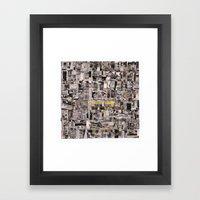 Arrivederci Roma Framed Art Print