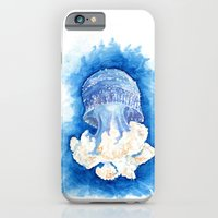 iPhone & iPod Case featuring Floating by bianca.ferrando