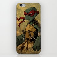 Raph  iPhone & iPod Skin
