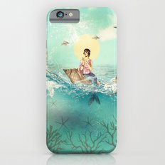 The Queen Mermaid iPhone 6 Slim Case