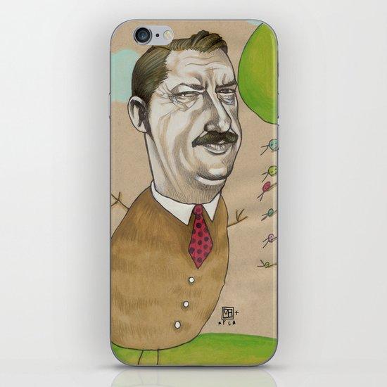 Mr Beever iPhone & iPod Skin