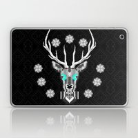 Silver Stag Geometric Laptop & iPad Skin