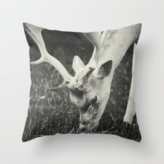 Get some green... Throw Pillow