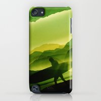 iPod Touch Cases featuring Phobia Plastic Surfing by Stoian Hitrov - Sto