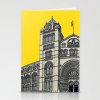 The Natural History Muse… Stationery Cards