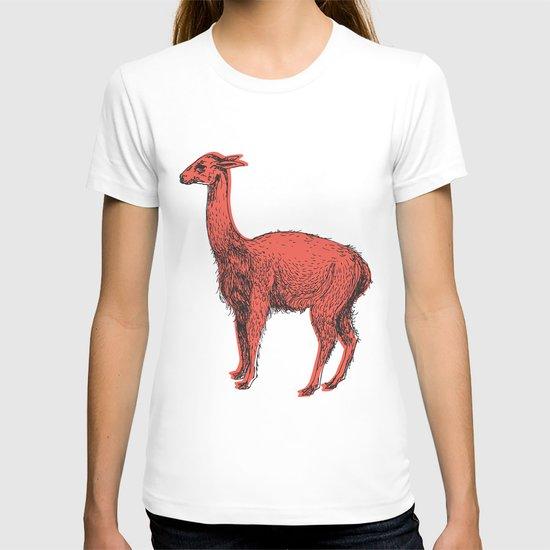 vicuña T-shirt