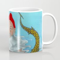 Ruler Of The Deep Mug
