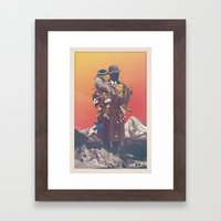 Mellifluous  Framed Art Print
