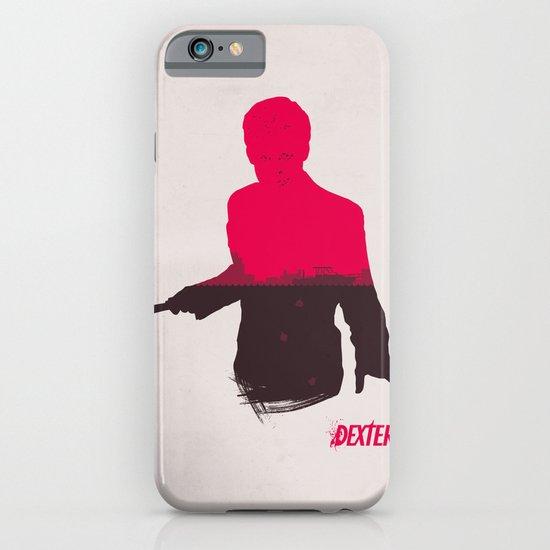 The Dark Passenger iPhone & iPod Case
