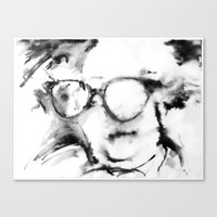 The Visionary #2 Canvas Print