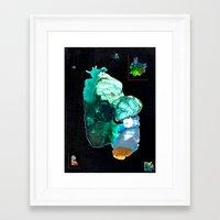 Dney Framed Art Print