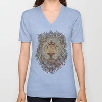 The Blue-Blooded And The… Unisex V-Neck
