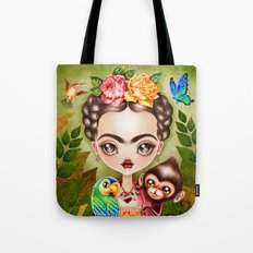 Frida Querida Tote Bag