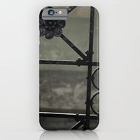 iPhone & iPod Case featuring Fence by Marieken