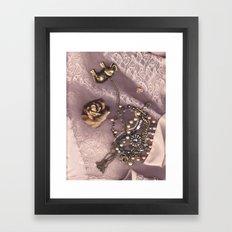 Pink 3 Framed Art Print