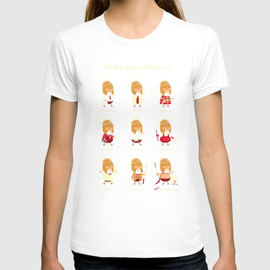 Spartan Career Test T-shirt