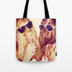it girls Tote Bag