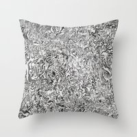 Hidden Universe Throw Pillow