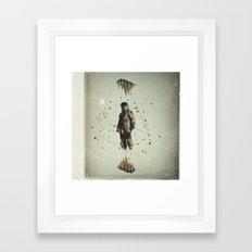 Suspended Animation Framed Art Print