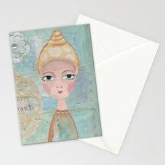 Happy soul Stationery Cards