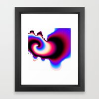 Tidal Wave Framed Art Print