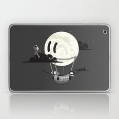 You Should See The Moon In Flight Laptop & iPad Skin