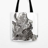 abstract vol 1 Tote Bag