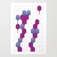 Abstract 14 Art Print