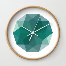 Shapes 011 Wall Clock