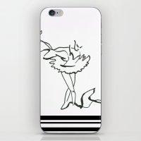 Nina Swan iPhone & iPod Skin