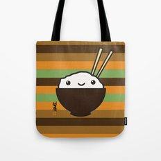 Ricebowl Tote Bag