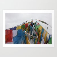 The Roof Of The World Art Print