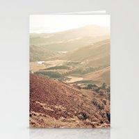 Mountains of Ireland. Stationery Cards