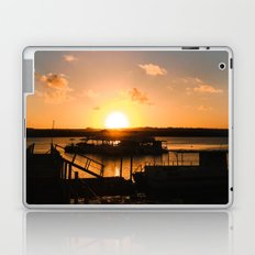 Sun is Going Down Laptop & iPad Skin
