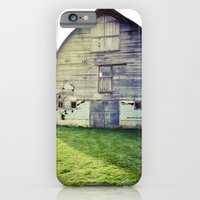 iPhone & iPod Case featuring Ramshackle Relic by Elina Cate