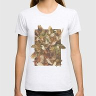 T-shirt featuring Red-Throated, Black-capp… by Teagan White