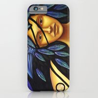 iPhone & iPod Case featuring Caleoni by Aaron Paquette