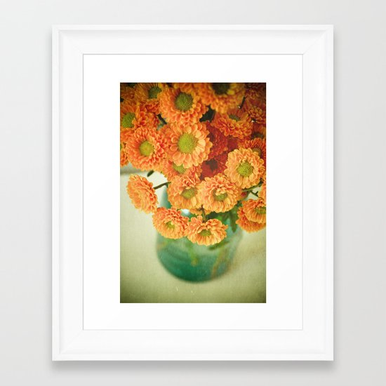 Autumn Day 28 Framed Art Print