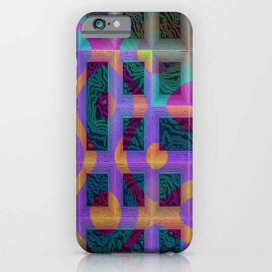 Layers VII iPhone & iPod Case