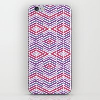 Gem Tone Watercolor Diam… iPhone & iPod Skin