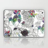 English Garden Laptop & iPad Skin